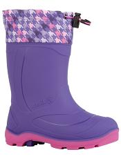 Kamik Snobuster2 Royal Purple/Lilac Kids/Youth