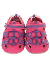 Robeez Mini Shoez Beach Fun Pink