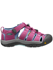 KEEN Newport H2 Dahlia Mauve/Periwinkle Kids/Youth