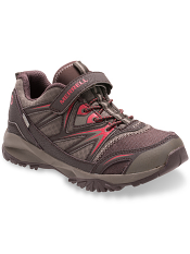 Merrell Capra Bolt AC Waterproof Brown (Kids/Youth) (Wide)