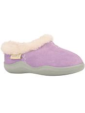 Kamik Cozy Manor Purple Slippers