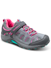 Merrell Chameleon Low AC Waterproof Grey/Pink (Youth)