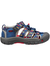KEEN Newport H2 True Blue Lizard (Kids)