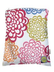 Itzy Ritzy Travel Happens Medium Wet Bag Fresh Bloom