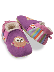 Acorn Easy On Moc Purple Owl