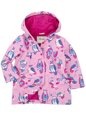 Hatley Happy Owls Lined Raincoat