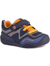 pediped Grip 'n' Go Force Navy/Orange