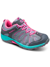 Merrell Chameleon Low Lace Grey/Pink