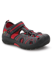 Merrell Hydro Sandal Grey/Red (Kids/Youth)