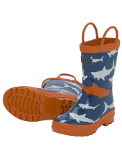 Hatley Lots Of Sharks Rain Boots