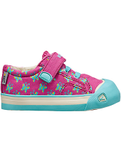 KEEN Coronado Print Very Berry/Butterfly (Toddler/Kids)