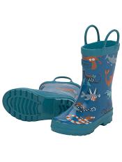 Hatley Sea Creatures Rain Boots