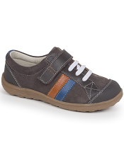 Kai by See Kai Run Randall Brown/Blue/Orange