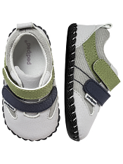 pediped Grayson Light Grey