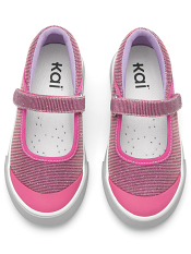 Kai by See Kai Run Florence Hot Pink/Lavender