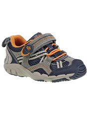 Stride Rite Made 2 Play Baby Griffin Navy Stone