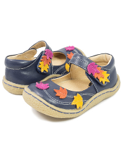 Livie & Luca Maple Navy (Toddler/Kids)