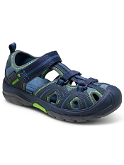 Merrell Hydro Sandal Navy/Green (Kids/Youth)