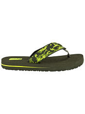 Teva Mush II Camo Green Kids/Youth
