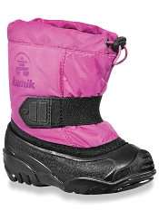Kamik Tickle Pink Toddler