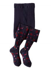 Country Kids Bramble Tights Navy