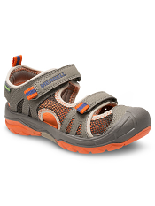 Merrell Hydro Rapid Sandal Gunsmoke/Orange (Kids/Youth)