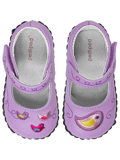 pediped Charlotte Lavender