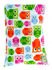 Itzy Ritzy Travel Happens Large Wet Bag Hoot