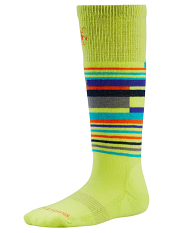 SmartWool Kids Wintersport Stripe SmartWool Green