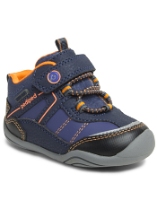 pediped Grip 'n' Go Max Navy Boot