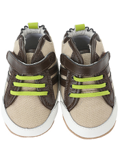 Robeez Mini Shoez Logan High Top