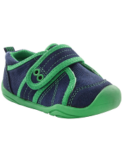 pediped Grip 'n' Go John Navy Green