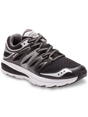 Saucony Boys Zealot 2 Lace Black (Kids/Youth)