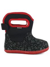 Baby Bogs Waterproof Boots Classic Skulls