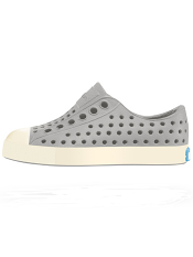 Native Jefferson Pigeon Grey/Bone White (Toddler/Kids)