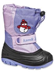 Kamik Bonhomme Lavender Toddler