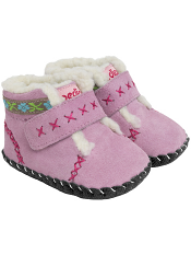 pediped Rosa Astor Pink