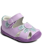 pediped Grip 'n' Go Daisy Lavender