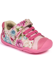 pediped Grip 'n' Go Jake Pink Floral