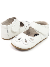 Livie & Luca Petal Milk (Baby Soft Sole)