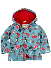 Hatley Raining Dogs Lined Raincoat (Baby/Toddler)