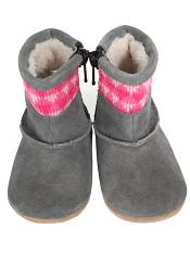 Robeez Mini Shoez Knitted Kelly