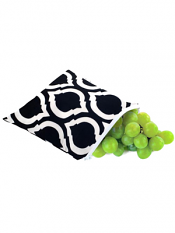 Itzy Ritzy Snack Happens Snack Bag Moroccan Nights