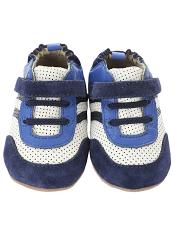 Robeez Mini Shoez Everyday Ethan Navy