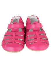 Robeez Mini Shoez Paris Hot Pink