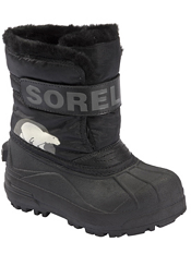 Sorel Snow Commander Black Charcoal