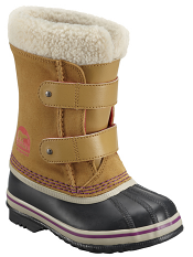 Sorel Children's 1964 Pac Strap Boot Curry