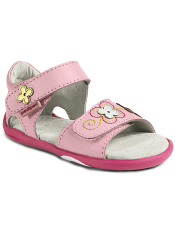 pediped Grip 'n' Go Leana Pink