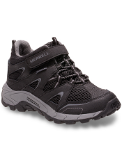 Merrell Hilltop QC WP Black (Kids/Youth)
