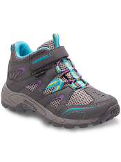 Merrell Hilltop QC WP Grey/Multi (Kids/Youth)